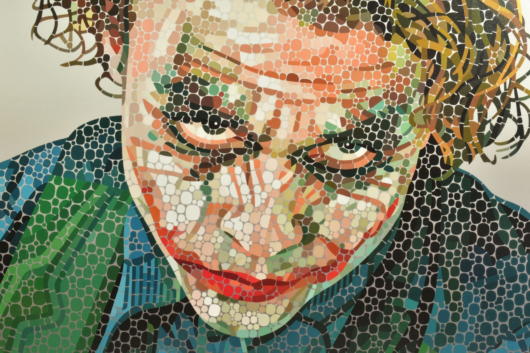PAUL NORMANSELL (BRITISH 1978), 'Call Me Crazy', a Limited Edition print of Batman nemesis The - Image 2 of 8