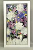 DANIELLE O'CONNOR AKIYAMA (CANADA 1957), 'Posterity II', a Limited Edition print of blossoms, signed