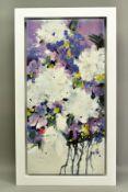 DANIELLE O'CONNOR AKIYAMA (CANADA 1957), 'Posterity I', a Limited Edition print of blossoms, 19/195,