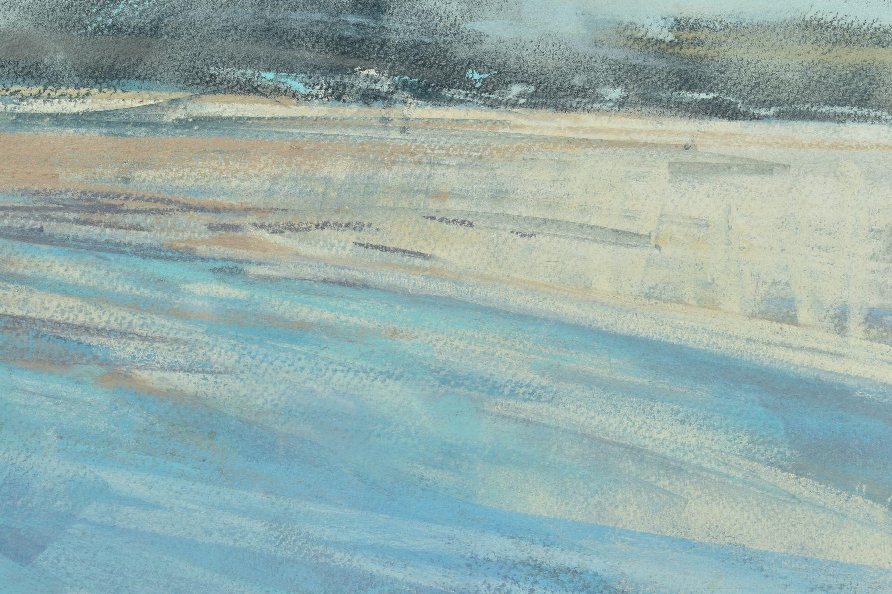 JAMES BARTHOLOMEW (BRITISH CONTEMPORARY), 'Shining Bay', a coastal landscape, signed bottom right, - Image 3 of 6