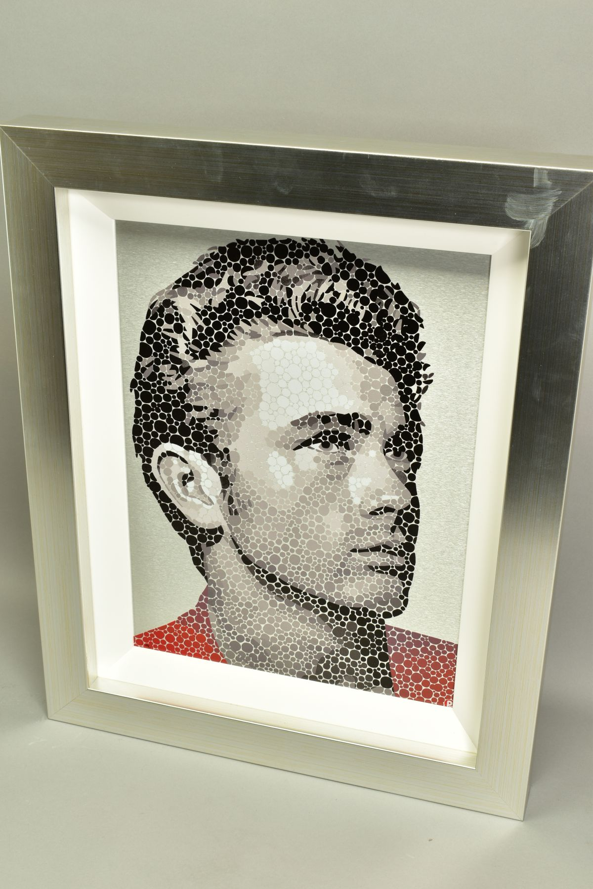 PAUL NORMANSELL (BRITISH 1978), 'James Dean, The Rebel', a Limited Edition print on aluminium, - Image 5 of 6