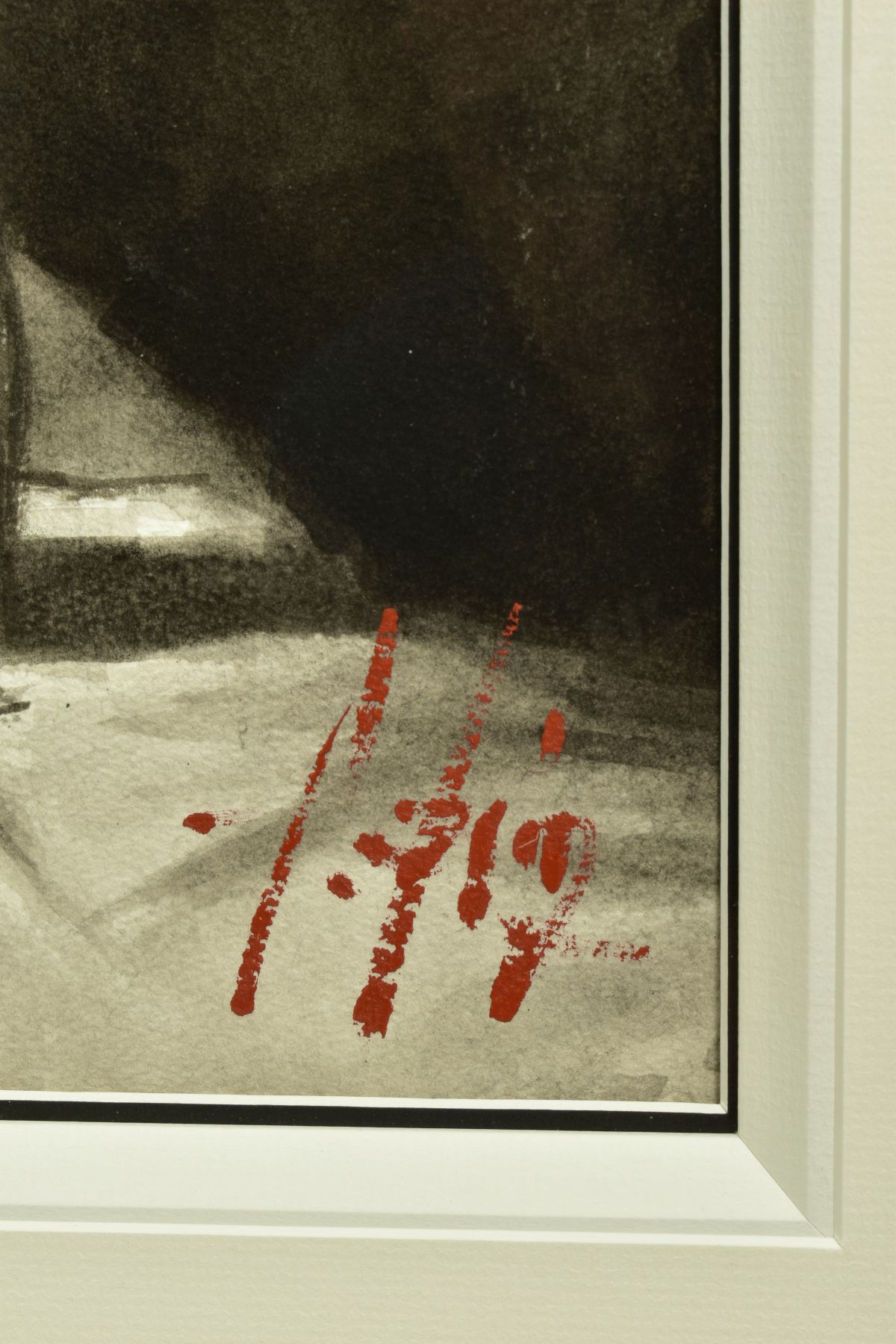 FABIAN PEREZ (ARGENTINA 1967), 'Andlucia VI', a portrait study of a scantily clad female figure, - Image 4 of 7