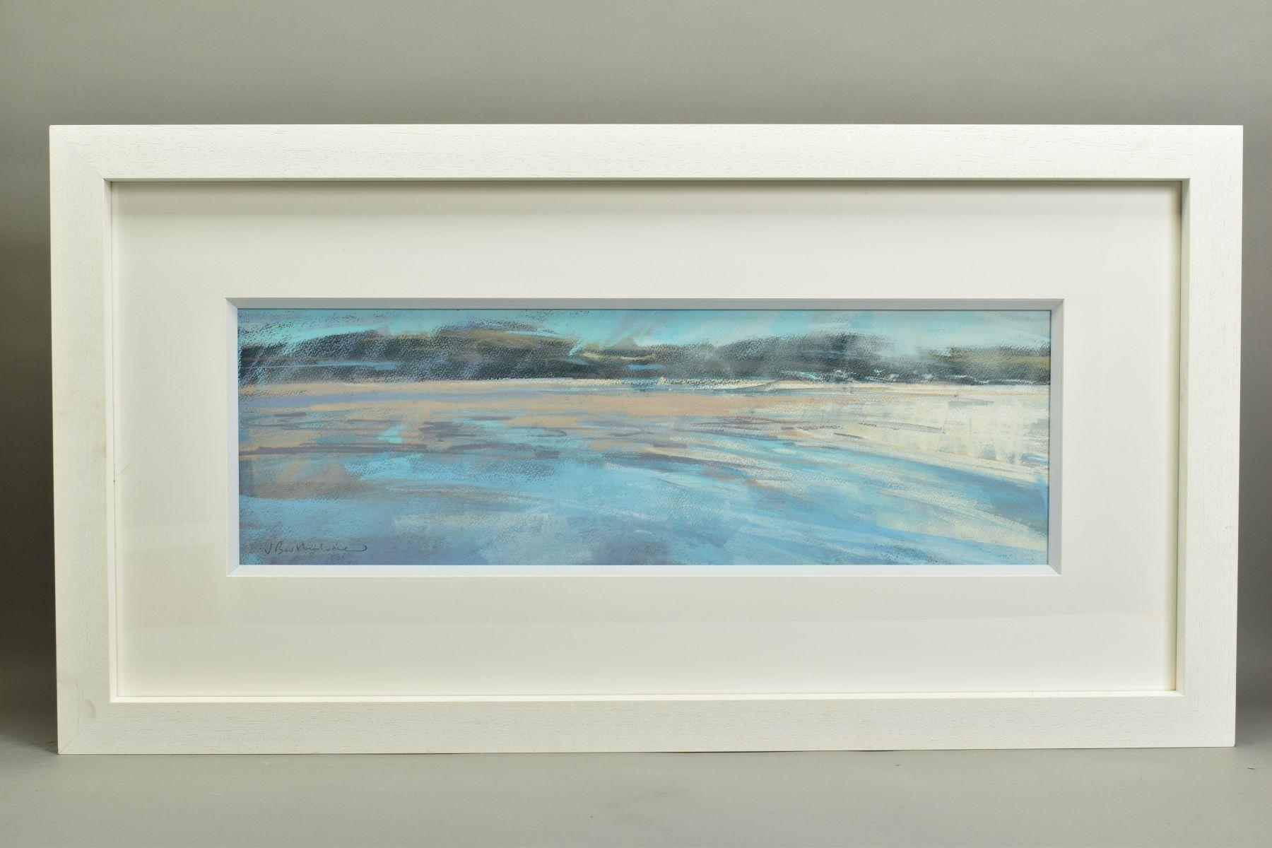 JAMES BARTHOLOMEW (BRITISH CONTEMPORARY), 'Shining Bay', a coastal landscape, signed bottom right,