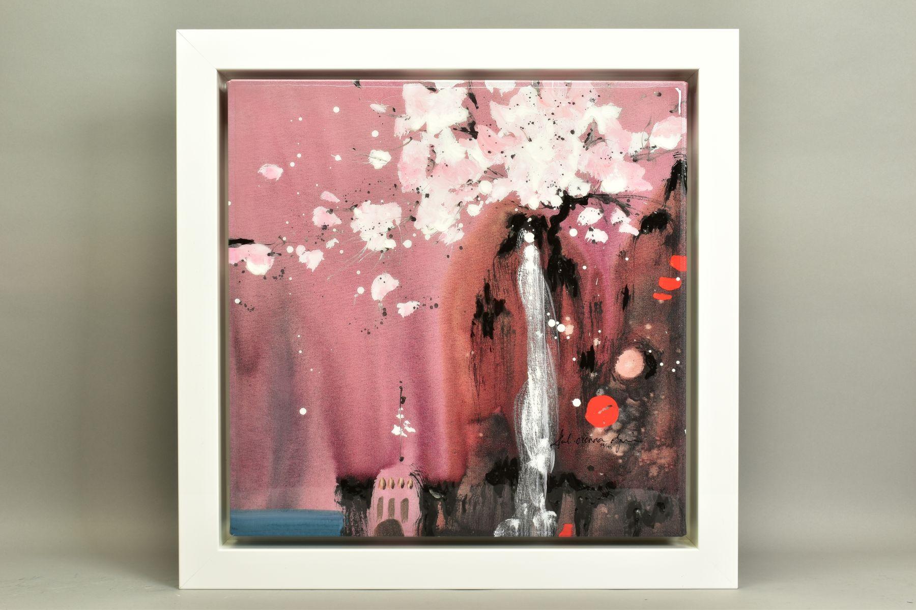 DANIELLE O'CONNOR AKIYAMA (CANADA 1957), 'Painted Dreams I', a Limited Edition print of a