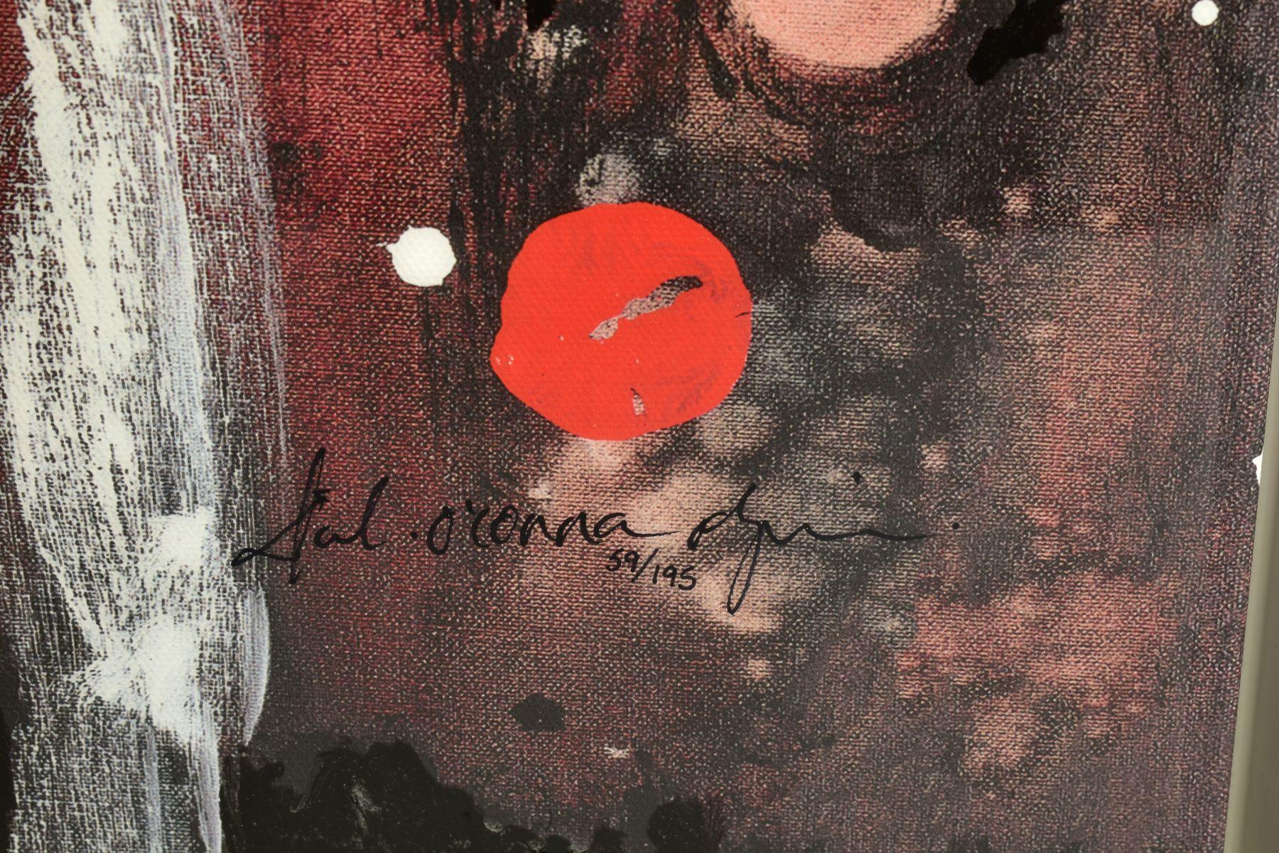 DANIELLE O'CONNOR AKIYAMA (CANADA 1957), 'Painted Dreams I', a Limited Edition print of a - Image 3 of 6