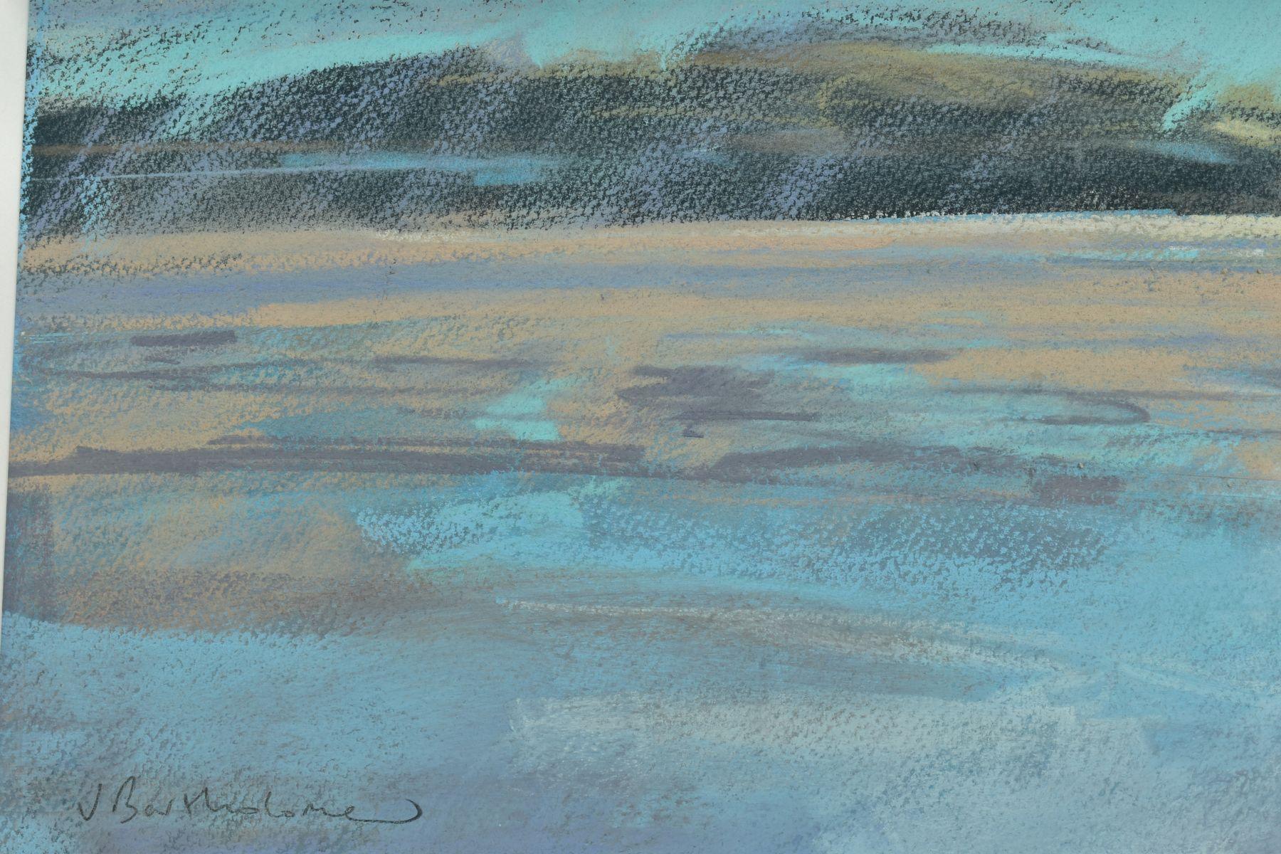 JAMES BARTHOLOMEW (BRITISH CONTEMPORARY), 'Shining Bay', a coastal landscape, signed bottom right, - Image 2 of 6