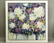 DANIELLE O'CONNOR AKIYAMA (CANADA 1957), 'Posterity III', a Limited Edition print of blossoms,