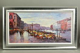 HENDERSON CISZ (BRAZIL 1960), 'Afternoon in Venice', a Limited Edition print, 9/195, signed bottom