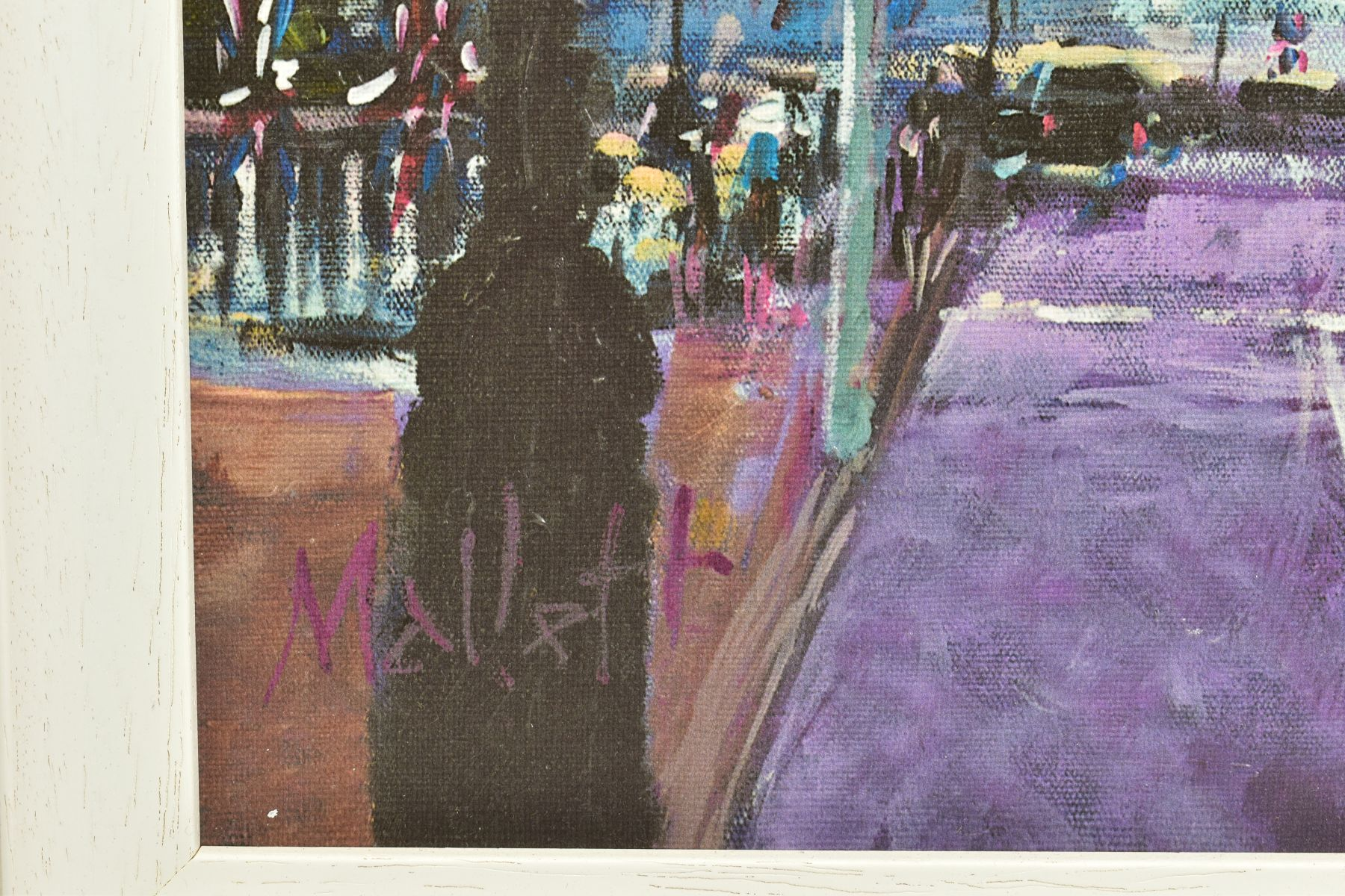 TIMMY MALLETT (BRITISH CONTEMPORARY), 'Celebrating On The Mall', a Limited Edition print of a London - Image 3 of 7