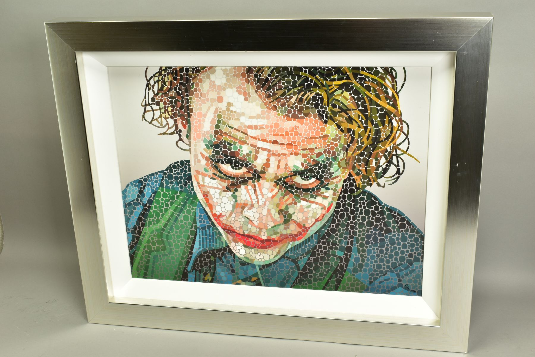 PAUL NORMANSELL (BRITISH 1978), 'Call Me Crazy', a Limited Edition print of Batman nemesis The - Image 5 of 8