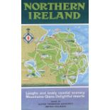 Unknown - NORTHERN IRELAND RAILWAYS ADVERTISING POSTER - 1960's Coloured Poster - 39 x 24 inches -
