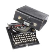 OLD IMPERIAL TYPE WRITER