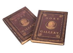 TWO VOLUMES THE DORE GALLERY