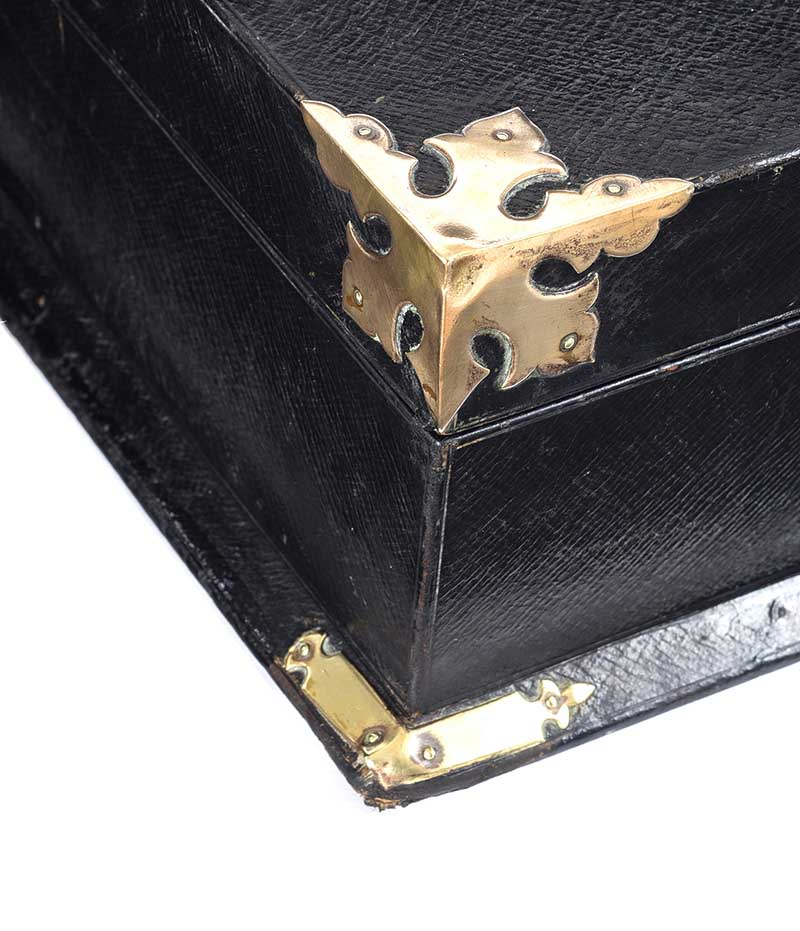 VICTORIAN JEWELLERY BOX - Image 3 of 5