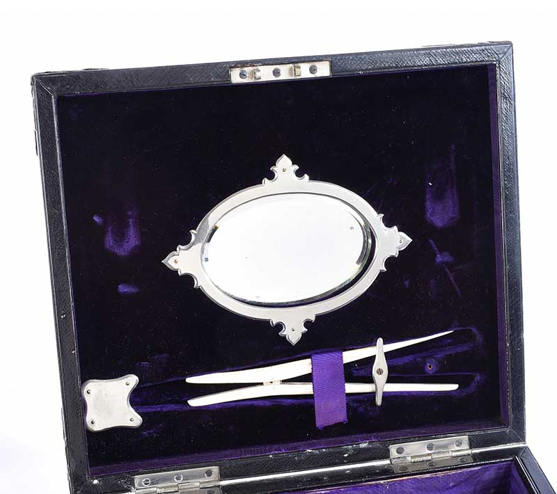 VICTORIAN JEWELLERY BOX - Image 5 of 5