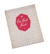 CIRO PEARLS & JEWELS' 1960'S BOOK