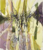 Janaina Tschäpe, German b.1973- Untitled 2, 2007; watercolor and pastel on, paper, 130.5 x 113.