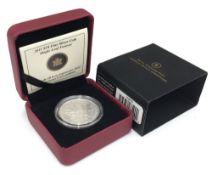 A Royal Canadian Mint 10 dollar silver coin,