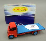 A boxed Dinky Toys,