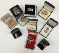 A quantity of Shetland Silver Craft and other silver jewellery