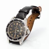 A Rolex oyster perpetual sub-mariner wristwatch, serial no. 892415, movement 29499, model no.