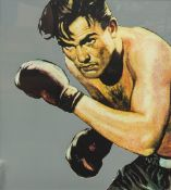 THE CONNOR BROTHERS (20th/21st Century) British Duo (AR) Raging Bull 1 Print,