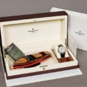A Frederique Constant gentleman's wristwatch Housed in original box with paperwork and model
