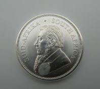 A 2019 silver Krugerrand
