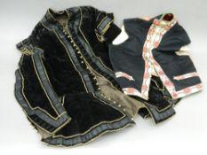 A vintage jacket and waistcoat