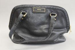 A DKNY handbag