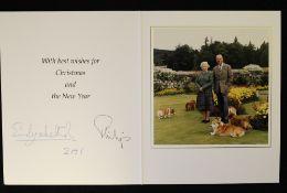 HM Queen Elizabeth II (born 1926) and HRH Prince Philip,