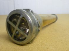 Brass bodied mining torch