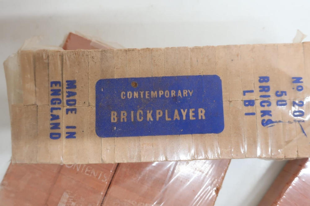 Collection of Spear Brickplayer bricks and a suitcase - Image 3 of 4