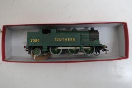 Hornby Dublo Southern railway N2062 tank locomotive 2594 (L14cm)