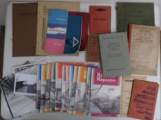 Collection of railway related photographs, including buildings, etc, a quantity of 1960's The