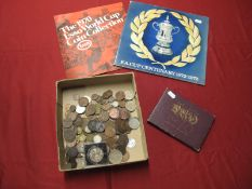 A Quantity of Mainly G.B. Pre-Decimal Base Metal Coins, including Royal Mint Coinage of Great
