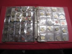 A Collection of Predominately G.B. Coins, including Five Pounds 1993, Two Pounds 2005, One Pound