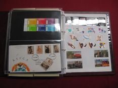A Collection of GB Mint Decimal Stamps, with a face value of over £170, plus a selection of GB PHQ