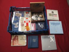 An Interesting Collection of Coins, including Royal Mint 1989 UK BU £2 coins, Barbados One Dollar