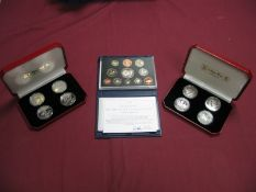 Guernsey, Isle of Man and Gibraltar Coin Interest, to include Royal Mint 1997 Guernsey Proof Coin