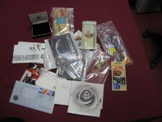 A Collection of Predominately Royal Mint United Kingdom Coin Presentation Packs, to include