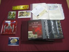A Collection of Coin Presentation Packs and Reproduction Coins, to include The Royal Mint 150th