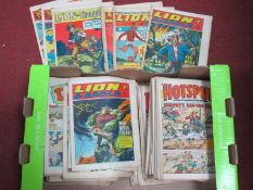 In Excess of One Hundred and Fifty Late 1960's/Early 1970's Comics, to include Lion and Eagle, The