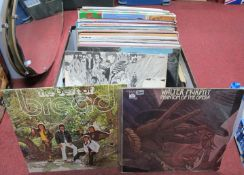 Beatles L.P.'s - Revolver PMC 7009 XEX 605-2 606-3; Abbey Road PCS 7088 YEX 750-1 749-2; Kinks 'Well