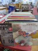 A Quantity of LP's Predominantly Classical and Orchestral Genres, including A Midsummer Nights