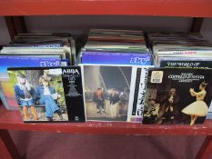 A Quantitya of LP's Predominantly Easy Listening, Compilations, Orchestra, including Glen
