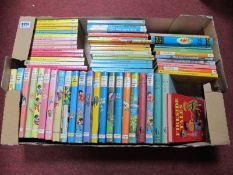 Enid Blyton, Dean & Son (22), Collins, Purnell, plus paperbacks:- One Box