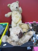 Vintage Teddy Bear etc:- One Box