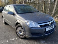 [TJT 441] Dateless Private, Cherished Number Plate, comes on a 2004 Vauxhall Astra 1.8 Life, 5-