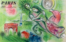 [MARC CHAGALL] CHARLES SORLIER (FRENCH 1921-1990) AFTER MARC CHAGALL (RUSSIAN-FRENCH 1887-1985)